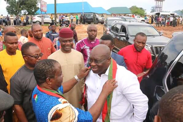 @GovernorIkpeazu: When Performance Justifies Equity and Deserves Continuity (1)
