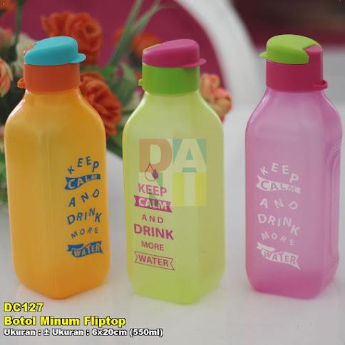 Botol Minum Fliptop