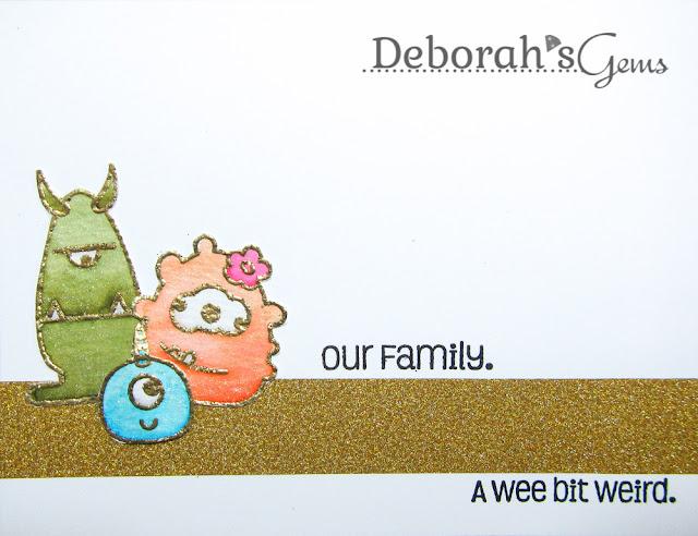 Our Family - photo by Deborah Frings - Deborah's Gems
