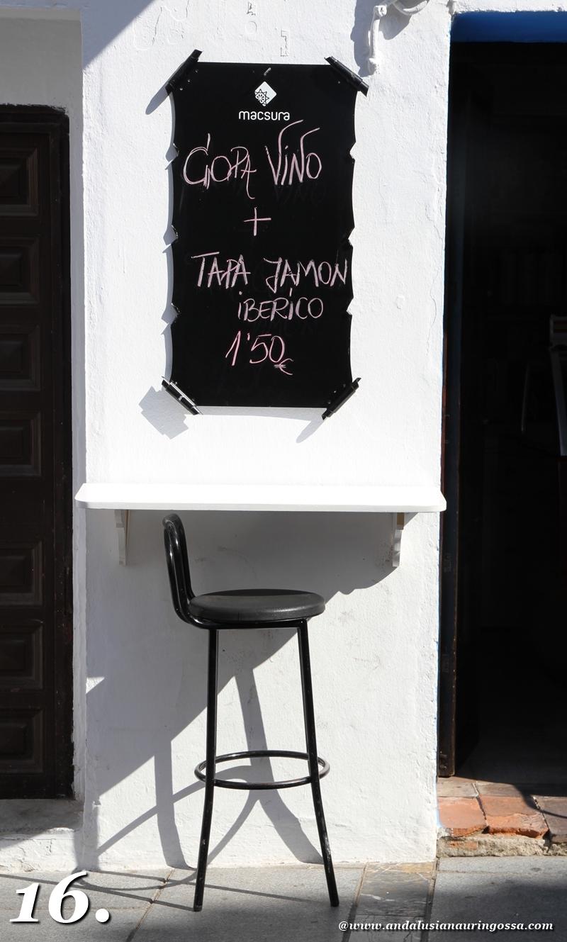 Andalusian auringossa-ruokamatkablogi_Cordoba_tapasbaari