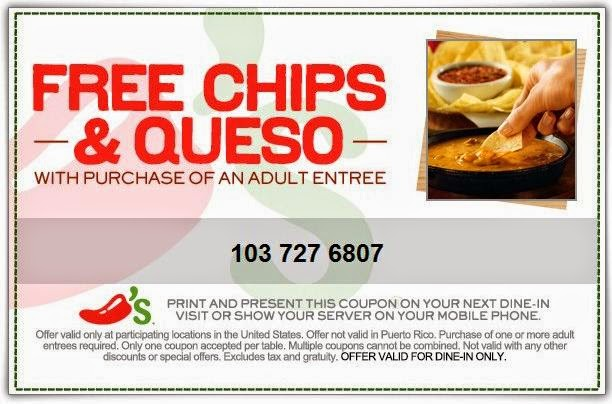 chilis coupons free dessert september