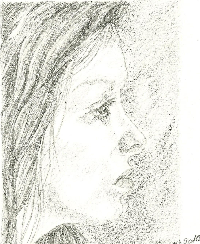 Desene In Creion Ingeri Pictures To Pin
