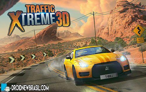 Download Traffic Xtreme 3D v1.00 [Mod Apk]