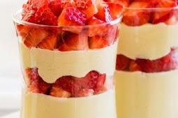 Special Diet Notes: Strawberry Cheesecake Parfaits