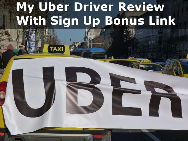 Uber signup bonus