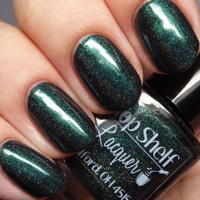 Top Shelf Lacquer Scottish Ale