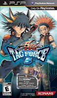 Yu Gi Oh 5Ds Tag Force 5