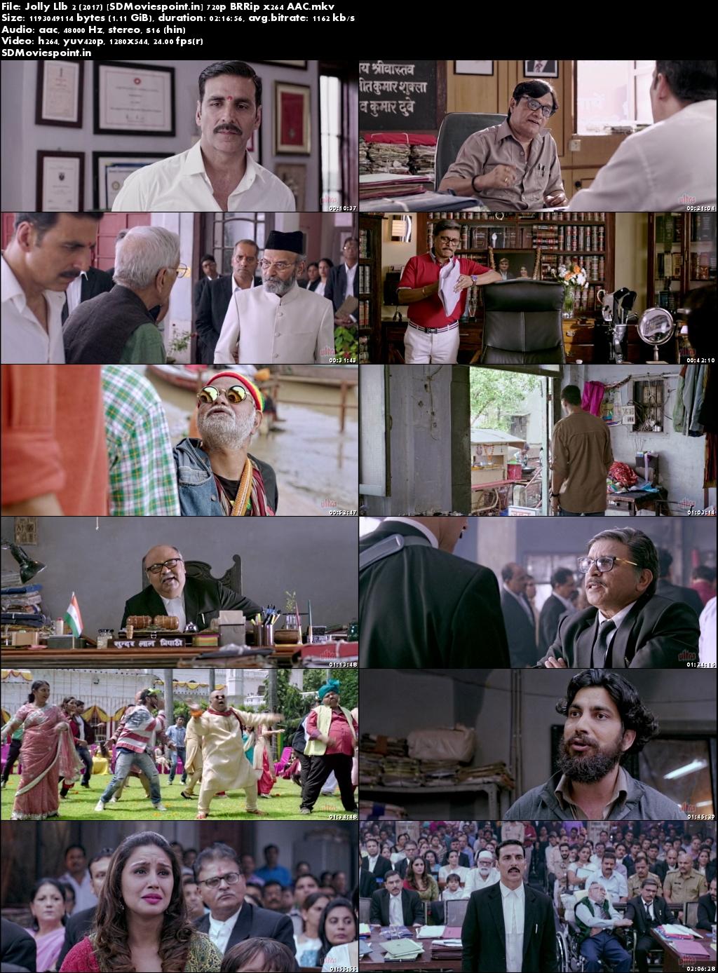 Screen Shots Jolly LLB 2 (2017) Full HD Movie Download 720p