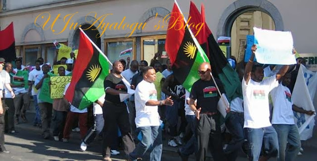 Tension As Traditional Rulers, 200 Others Join Massob In Enugu
