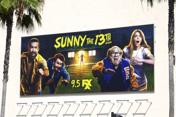 Sunny the 13th billboard