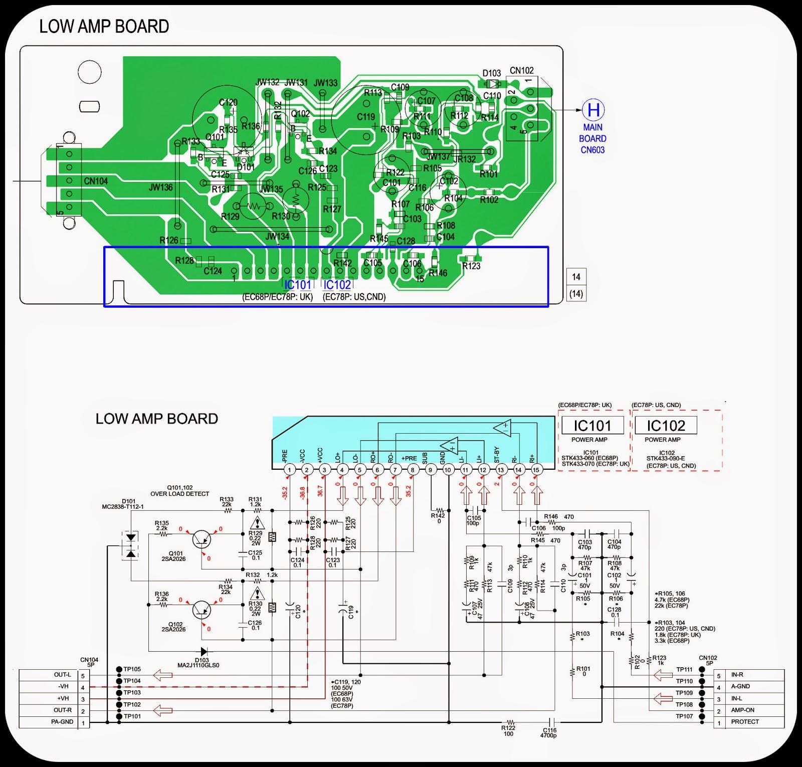 Master Electronics Repair    Sony Hcd