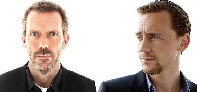 Hugh Laurie y Tom Hiddleston The Night Manager