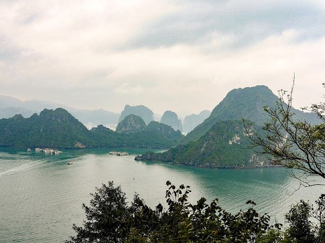 The reason that you should book a cruise in your Halong Tour