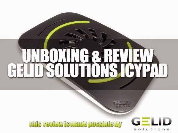 Unboxing & Review: GELID Solutions IcyPad 23