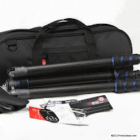 Nest NT-6294CT Carbon Fiber Traveler Tripod Review