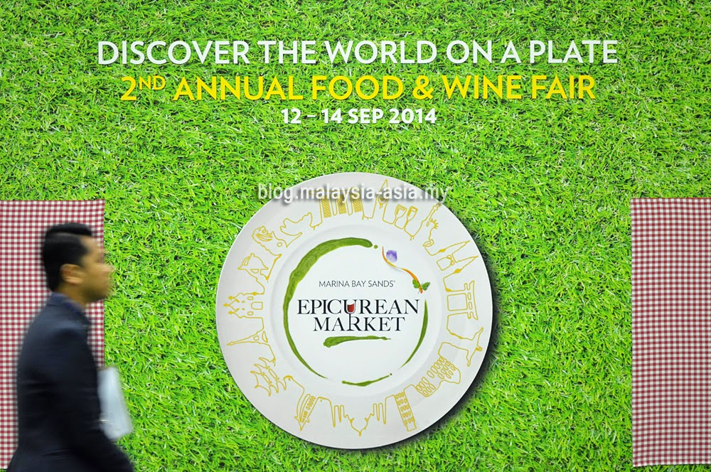 Epicurean Market 2014 Marina Bay Sands