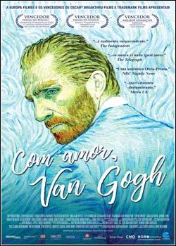 Com Amor, Van Gogh Dublado (2017)