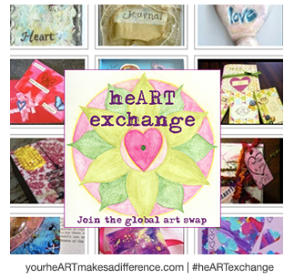 Another community for the exchange of mail art