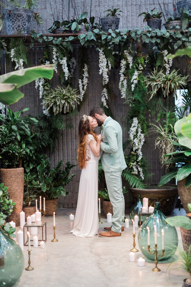 Greenery Love Wedding