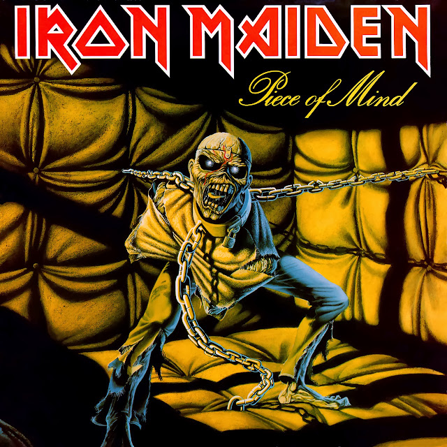 Piece of Mind el disco de Iron Maiden que superó a The Number of the Beast
