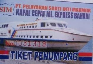 tiket kapal express karimunjawa
