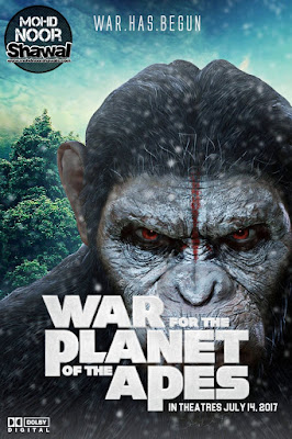 War For The Planet Of The Apes (Movie 2017)