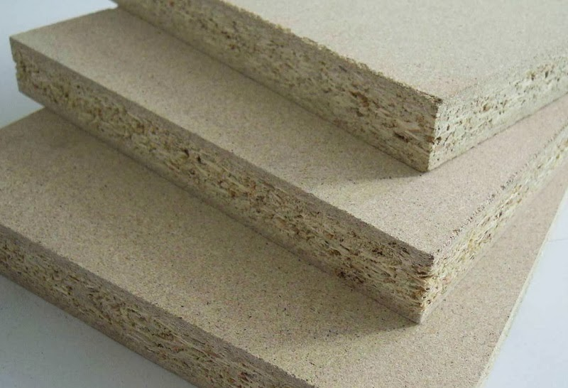 Bahan Furniture Particleboard