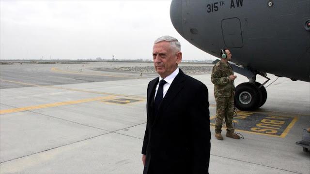 Pentágono insiste en apoyo a Riad en guerra yemení pese a críticas