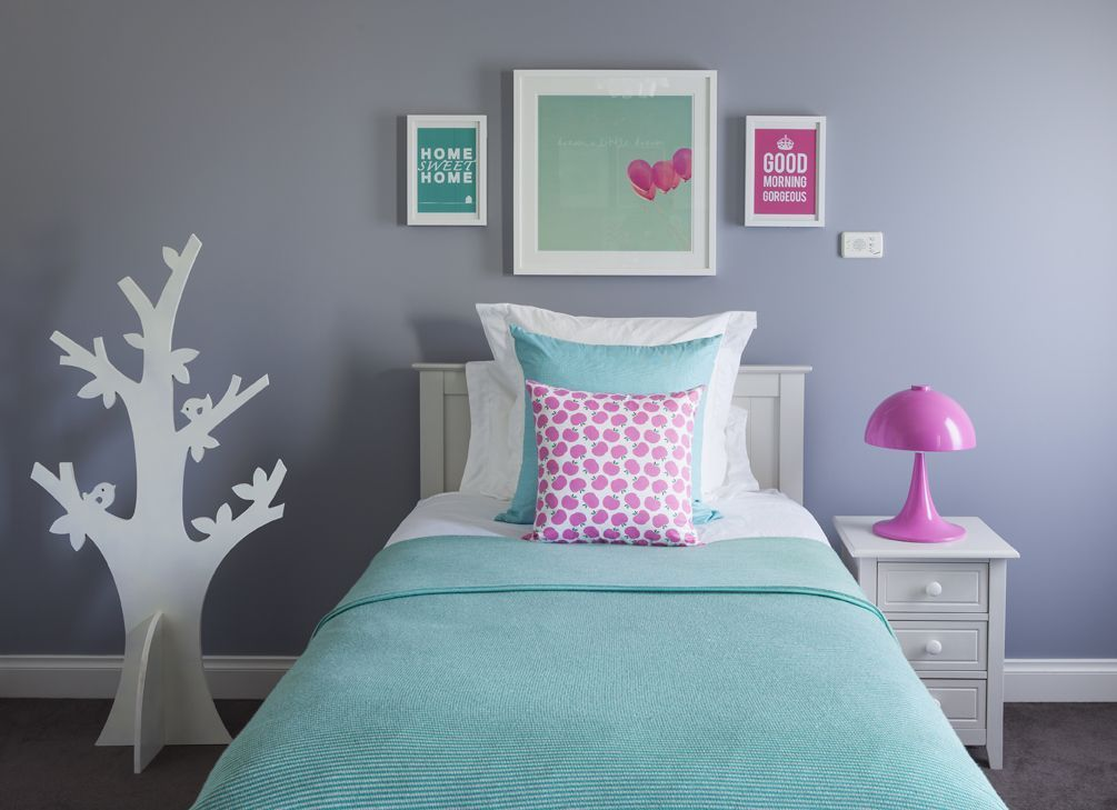 Little liberty cool mint for 8 year old girl bedroom