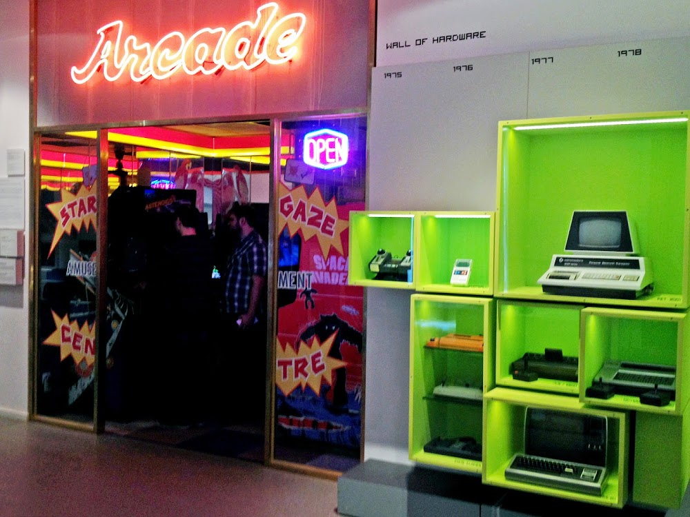 computer game museum berlin