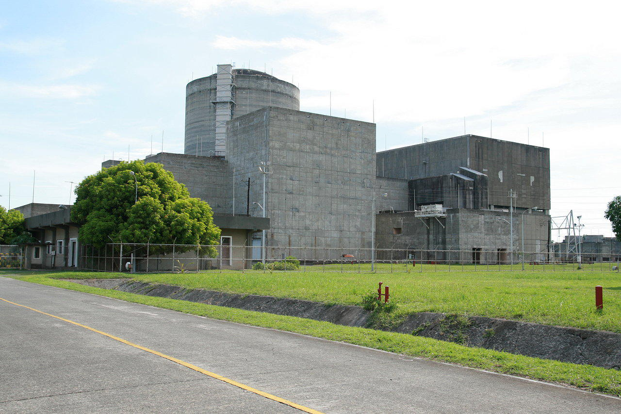 $2.3 Billion USD Dollar Mothballed Nuclear Power Plant in Bataan