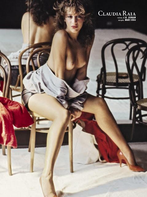 Fotos de Claudia Raia nua pelada na Playboy