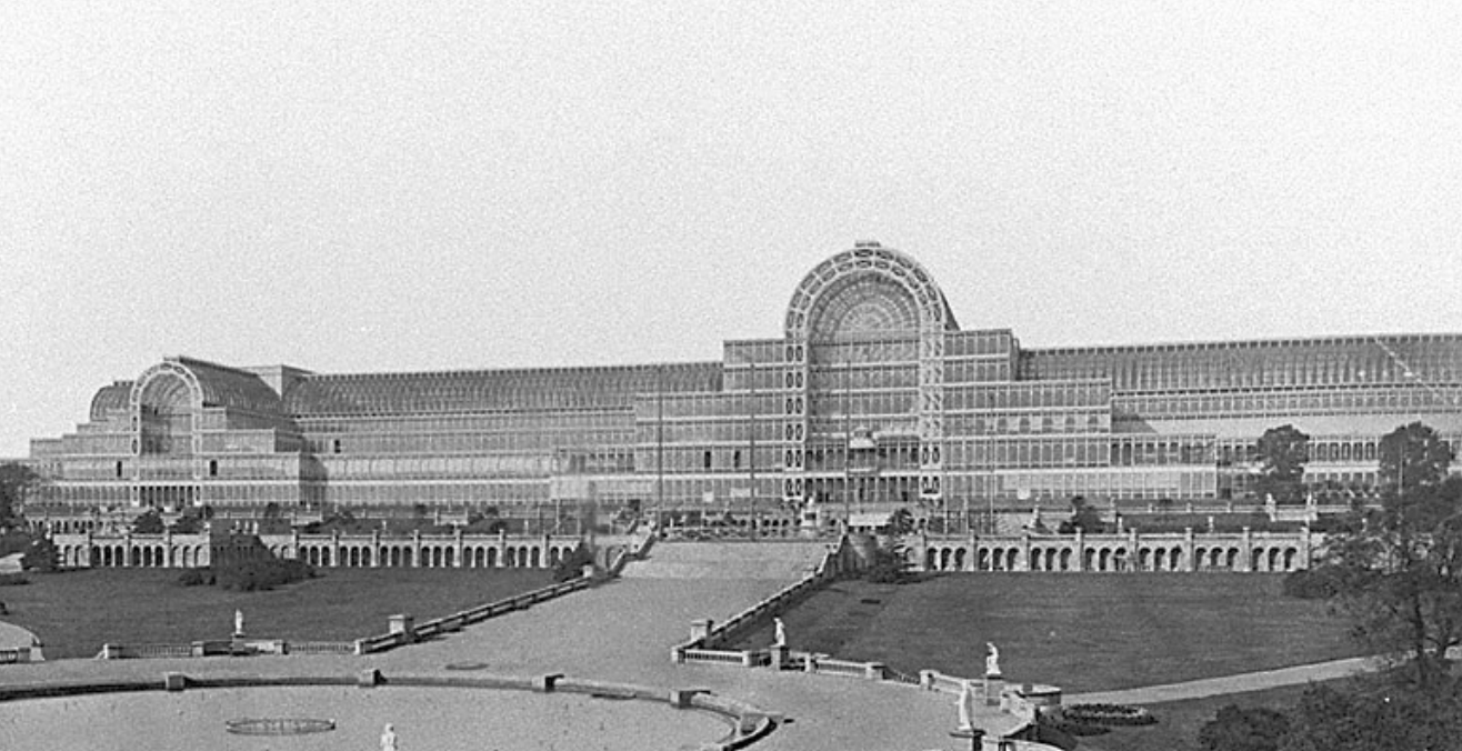 Metroplexing The 1851 Crystal Palace The Inspiration