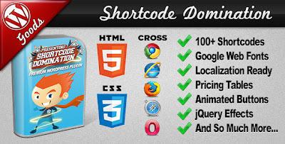 Shortcode Domination CSS3 Graphics