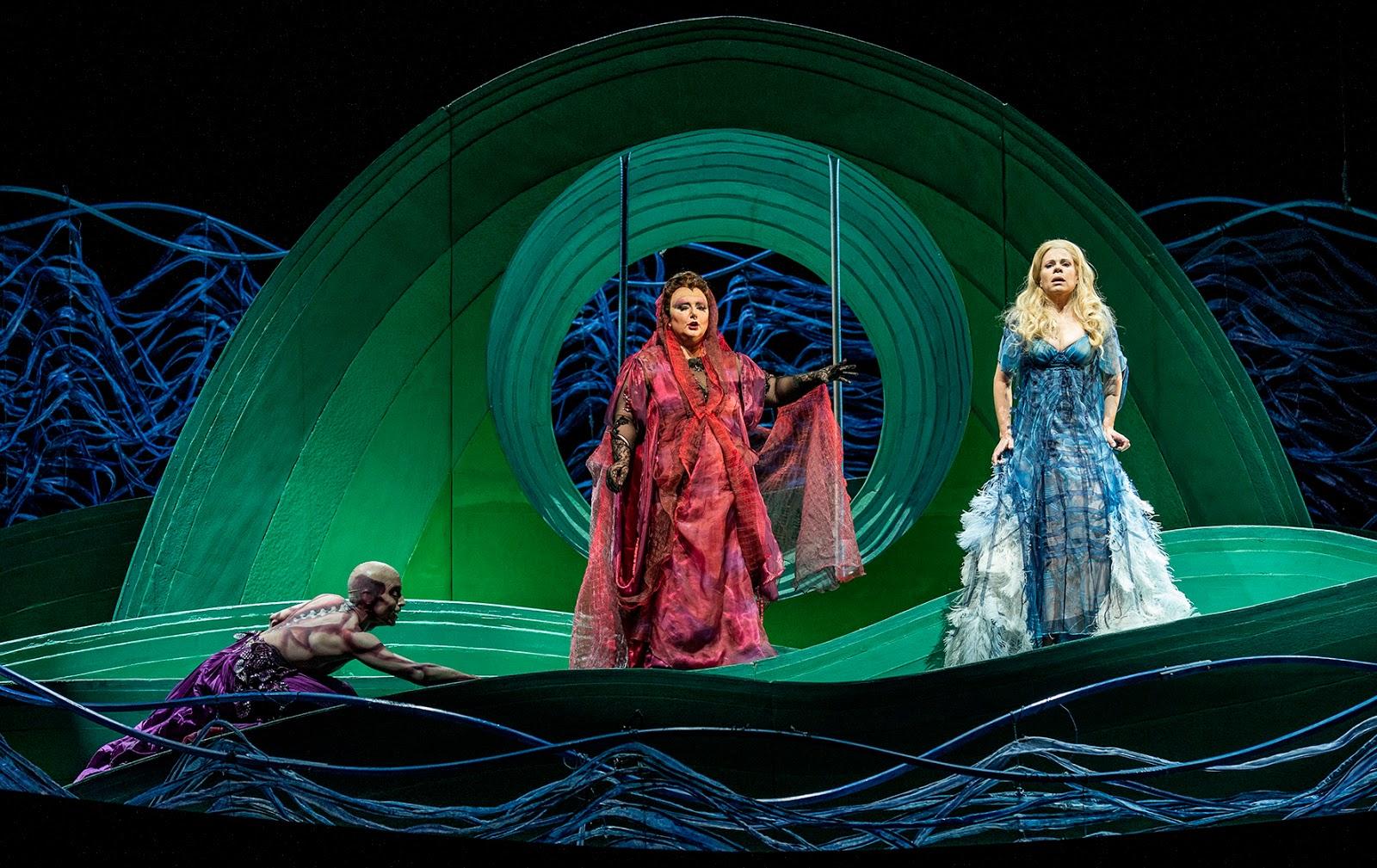 Opera, teatro, danza y cine... desde hoy: 2017