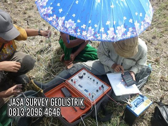 Jasa survey geolistrik di kota jakarta