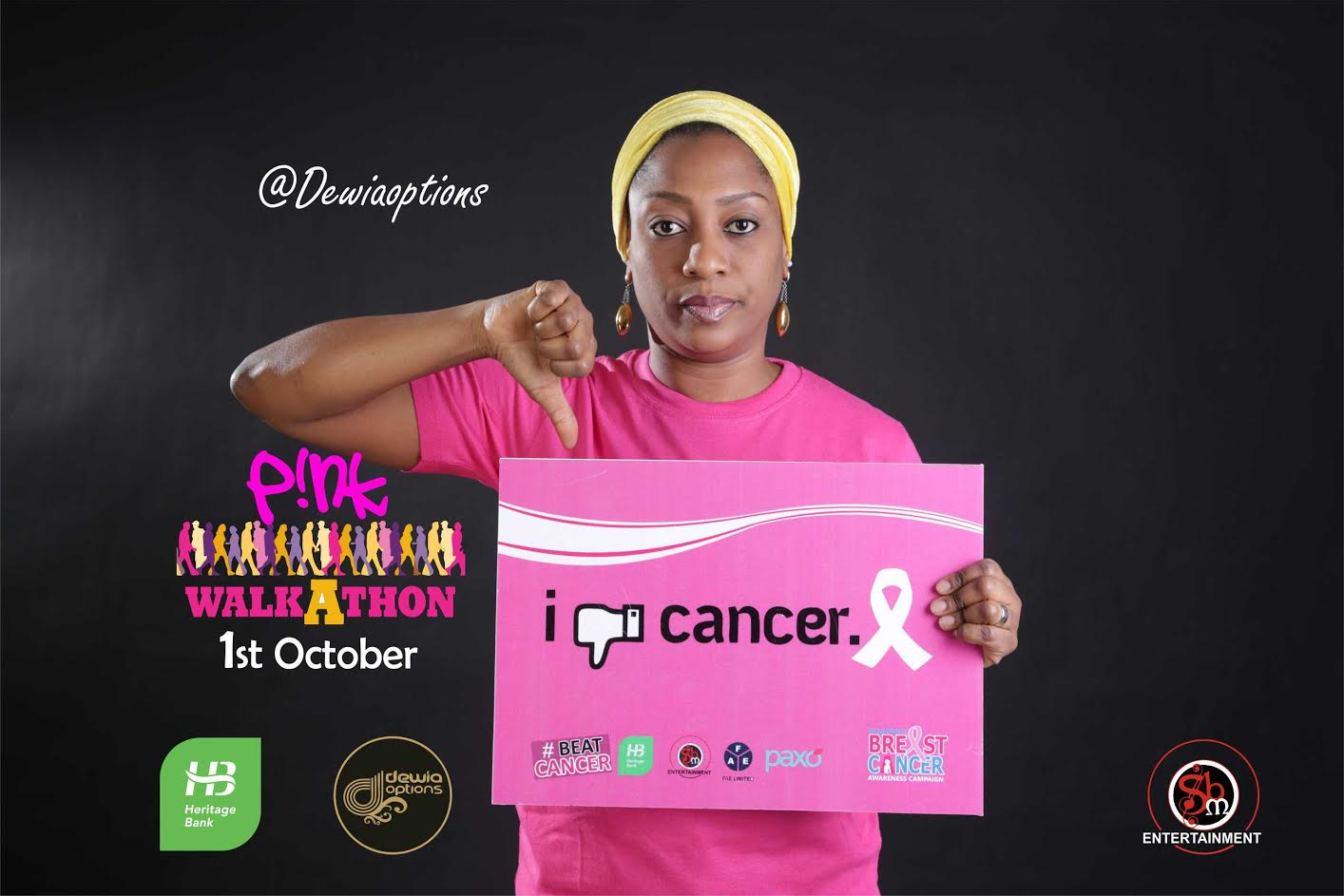 Need to know blueprint pink walkathon cancer campaign goes live on blueprint pink walkathon cancer campaign goes live on october 1st brought to you malvernweather