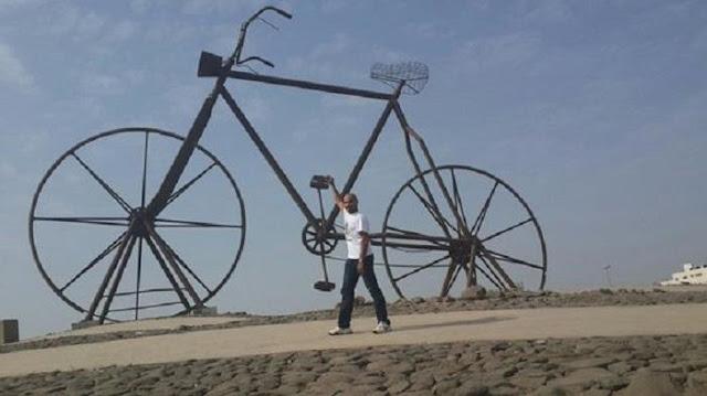 Pernah Dengar Sepeda Nabi Adam? Mengejutkan, Ternyata Dibuat di Indonesia
