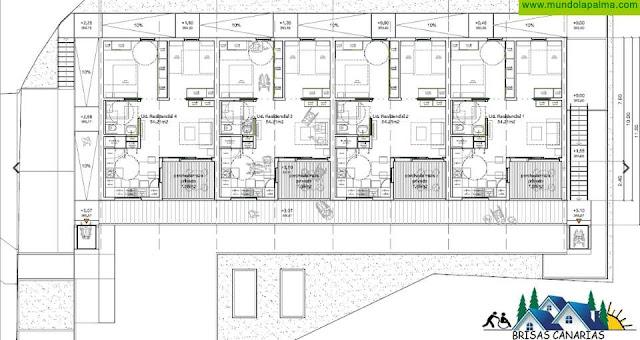 El proyecto de cohousing inclusivo-residencia de jubilados Brisas Canarias comienza en Breña Alta