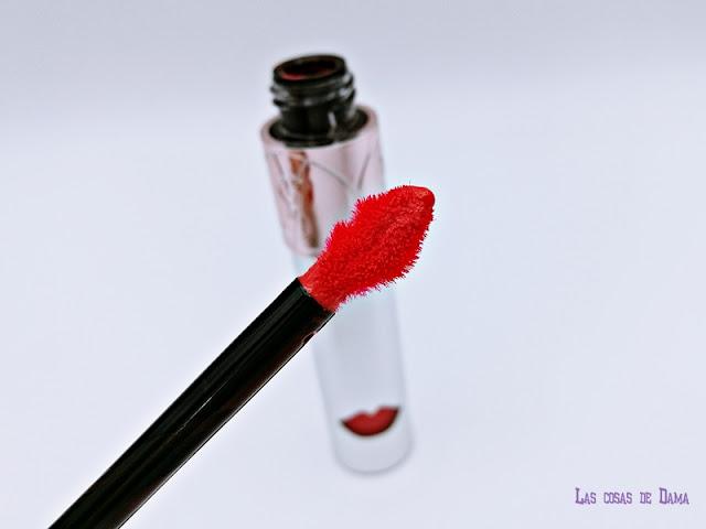 Día Internacional Beso kiss makeup lipstick liquid lipstick lipbalm belleza maquillaje labios YSL