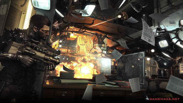 Deus Ex Mankind Divided Gameplay Screenshot 3