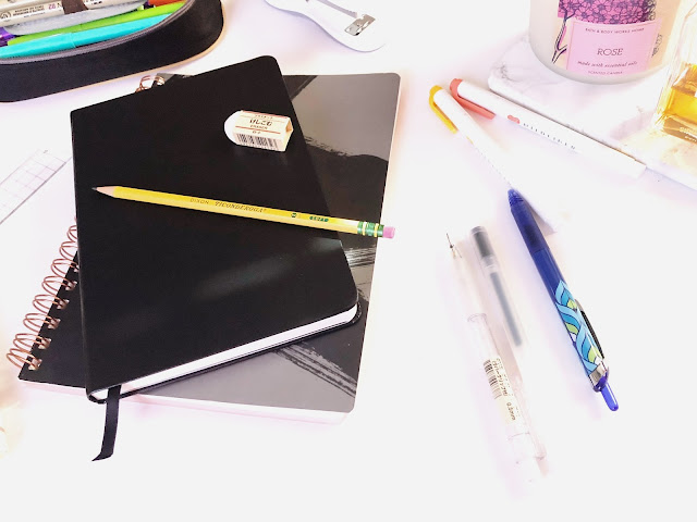 How to plan using a bullet journal