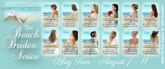 THE BEACH BRIDES SERIES & Giveaway