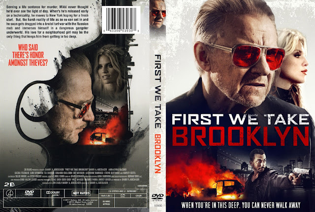 First We Take Brooklyn DVD Cover