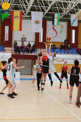 El CB Martos femenino juega esta noche la vuelta de octavos de la Primera Nacional en Córdoba