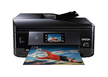 Epson XP-860 Review and Specs