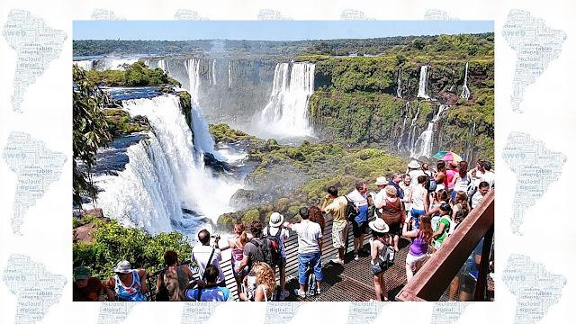 Cataratas del Iguazú, Brasil / Argentina