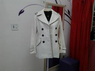 Costuras e Reformas em Geral - Ajuste  e Barra de Casaco ou Trench coat