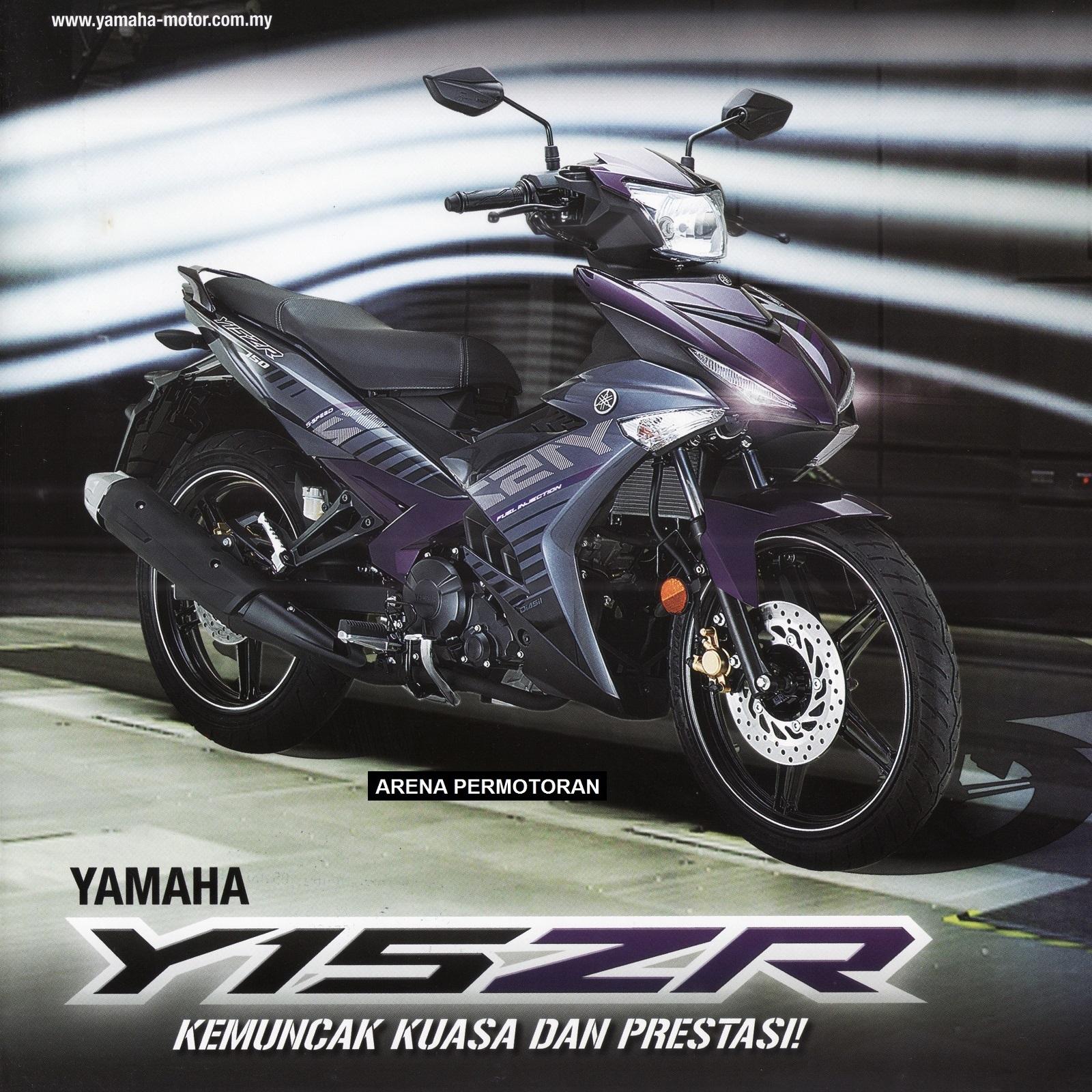 yamaha y15zr ungu