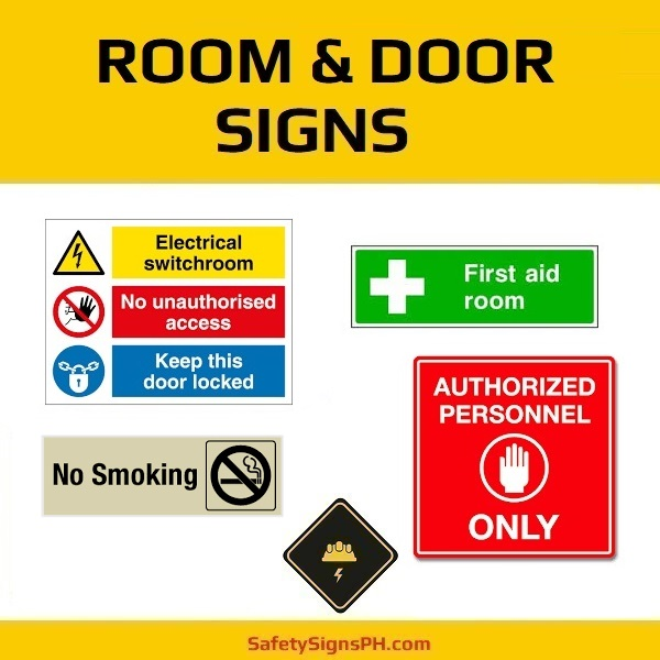 Room & Door Signs Philippines